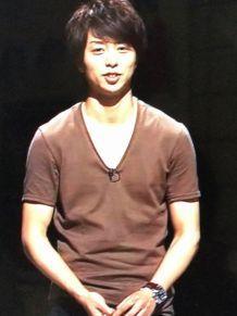 濱田崇裕,なで肩,櫻井翔,画像