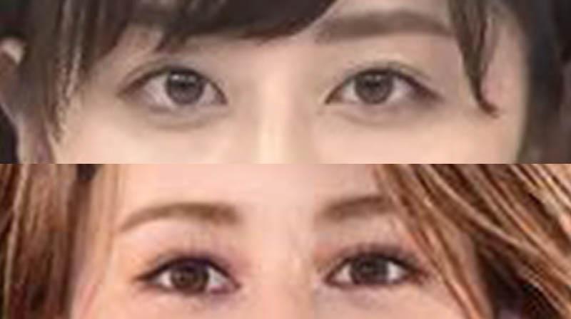 斎藤ちはる,目,近い,怖い
